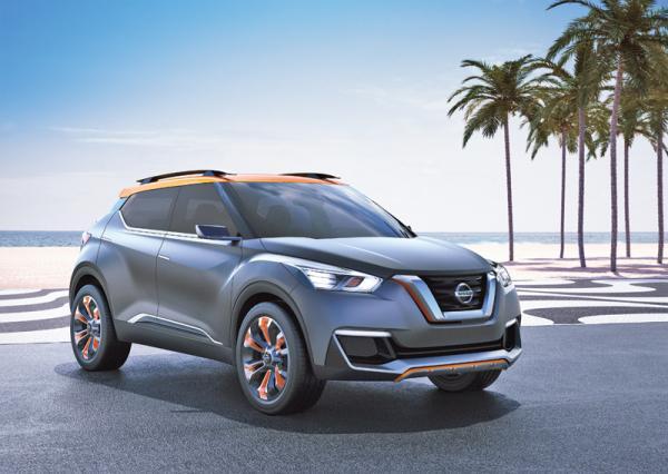 Nissan Kicks: предвестник нового вседорожника
