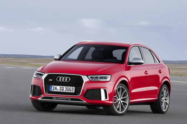 Audi Q3 освежили