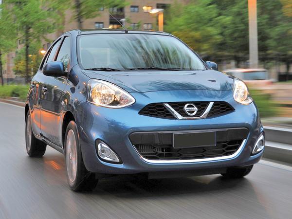 Nissan Micra: возмужавший