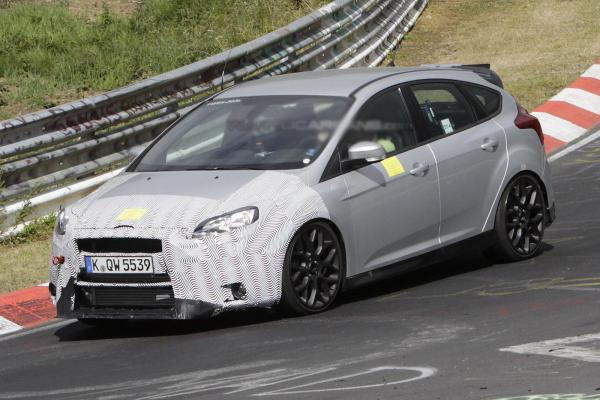 Ford Focus RS представят в феврале
