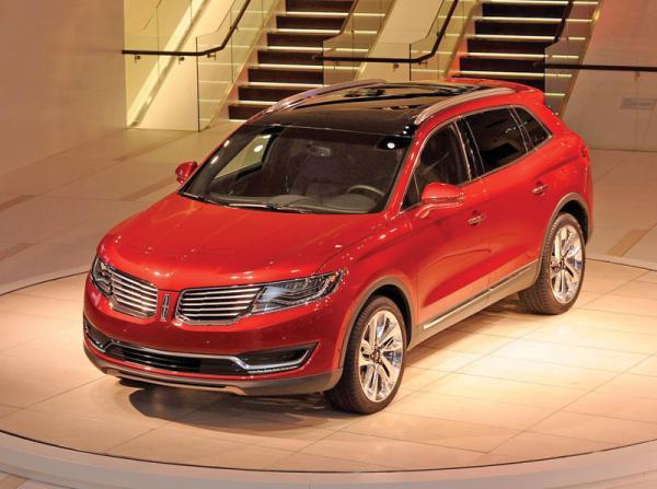 Детройтский автосалон NAIAS-2015: здесь мощные автомобили правят балл (Часть 3)