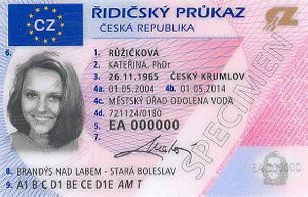 До 2017 года украинские водители получат права европейского образца
