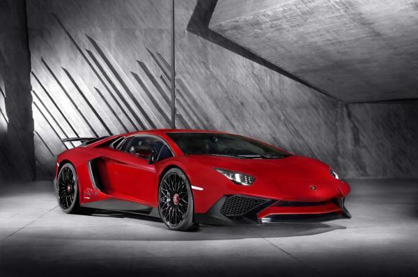 Сверхмощный Lamborghini Aventador LP750-4 SuperVeloce