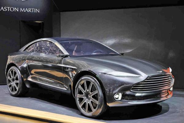 Женевский автосалон Salon International de l Auto-2015: фестиваль автомобильной весны (Часть 1)