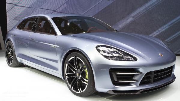 В следующем году появится обновленный Porsche Panamera