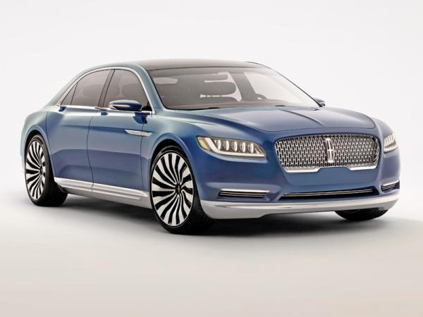 Lincoln Continental: возрождение
