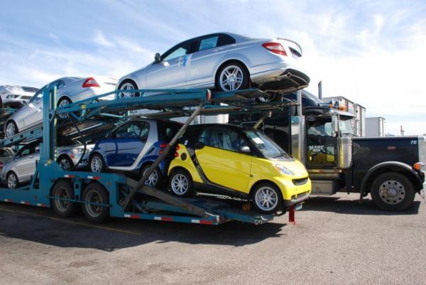 Снижены спецпошлины на импорт автомобилей