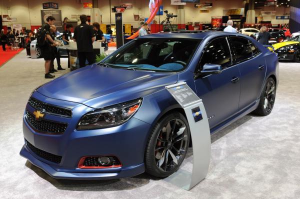 Chevrolet выпустит новый гибрид