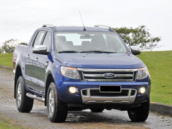 Ford Ranger, Toyota Hilux и Volkswagen Amarok: рабочие лошадки и не только