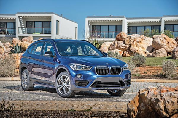 BMW X1: преображение
