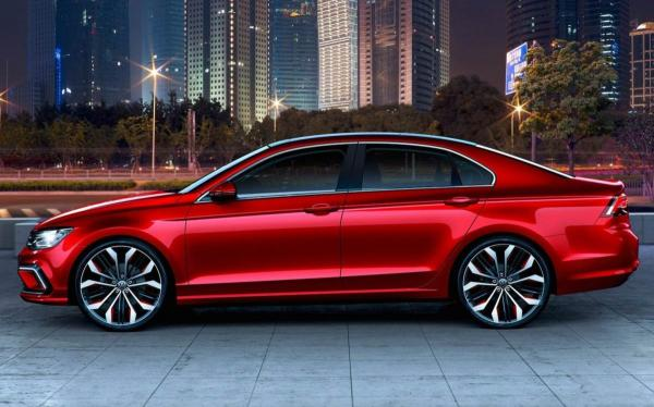 Volkswagen выпустил спортивную версию Jetta GLI