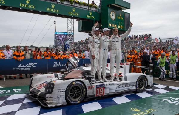 Ле-Ман-2015: рекордная победа Porsche