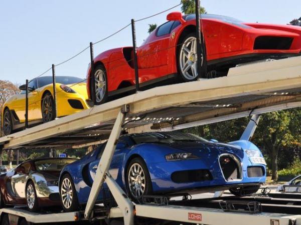В США пустили с молотка уникальную коллекцию автомобилей