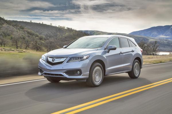 Acura RDX: ставка на комфорт