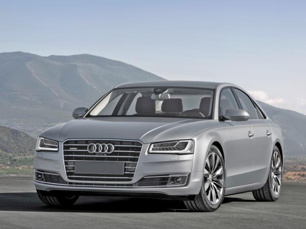 Audi A8, BMW 7 Series и Mercedes-Benz S-Class: роскошь – прежде всего