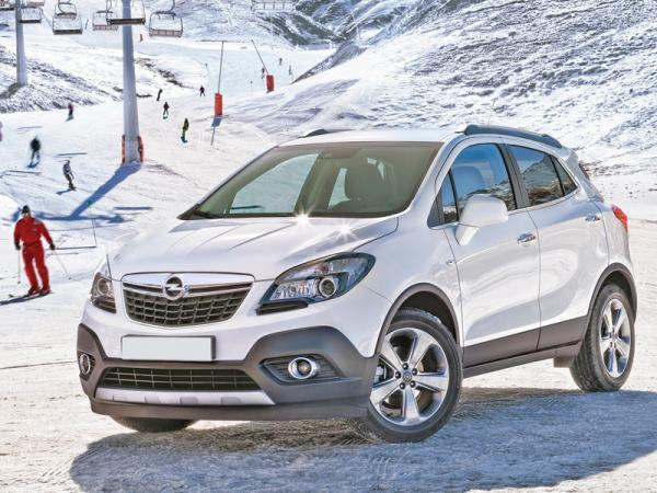 Opel Mokka, Skoda Yeti и Suzuki SX4: компактные вседорожники для каменных джунглей