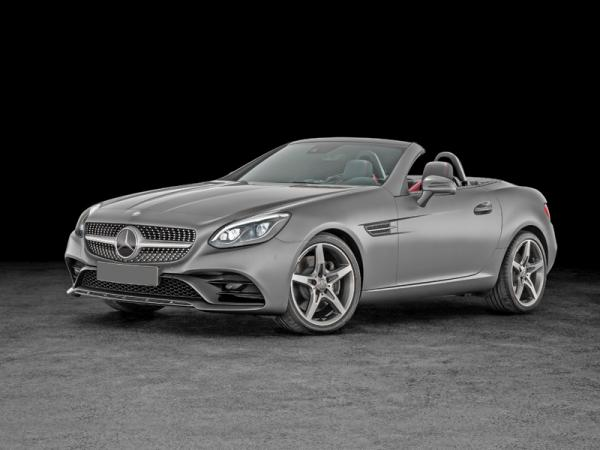 Mercedes-Benz SLC: модернизация и смена имени