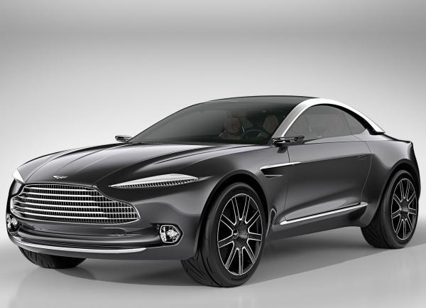 Aston Martin готовит вседорожник