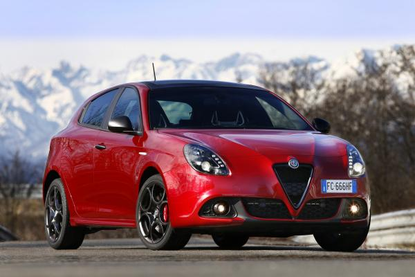 Alfa Romeo Giulietta повторно модернизировали