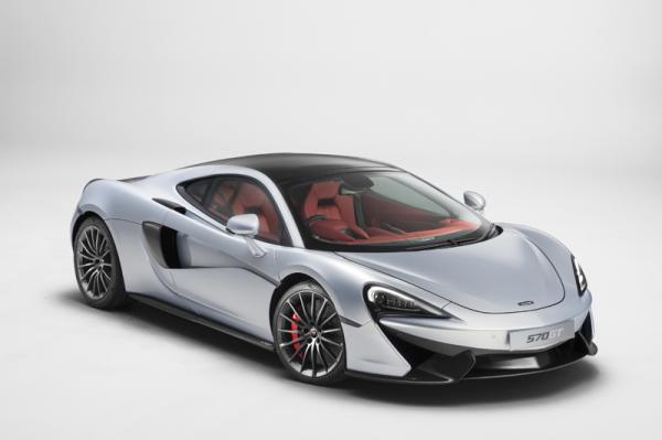 McLaren 570GT: туристический вариант