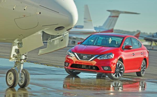 Nissan Sentra: бюджетное предложение