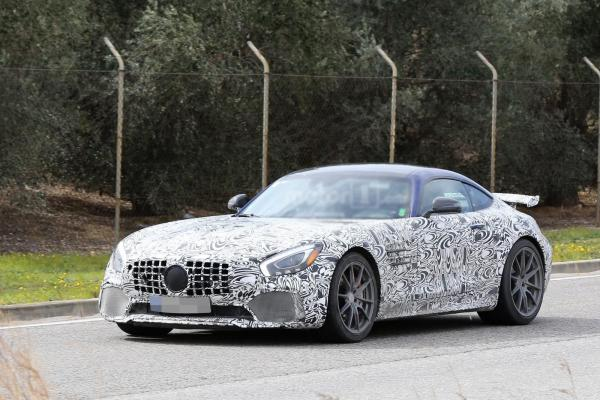 Mercedes-AMG GT R представят в Гудвуде