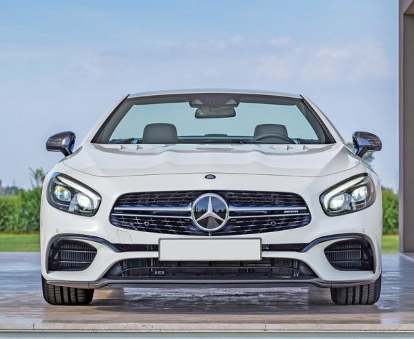 Mercedes-Benz SL: модернизация