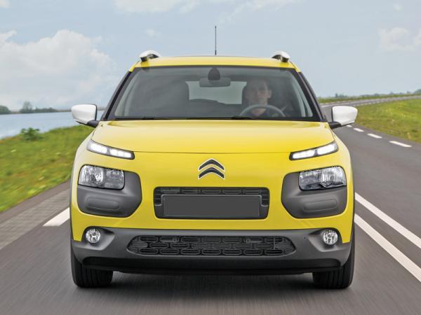 Citroen C4 Cactus, Fiat 500L и Kia Soul: со вседорожным уклоном