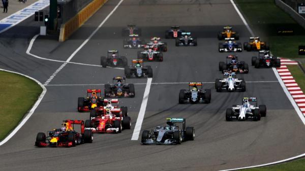 Формула-1: третья победа Нико Росберга в сезоне