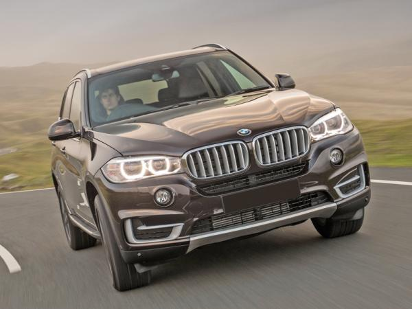 BMW X5, Mercedes-Benz GLE и Range Rover Sport: вседорожники премиум-класса