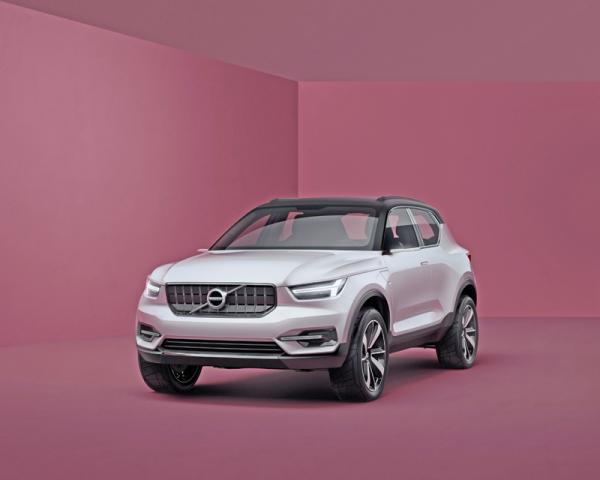 Volvo 40.1 и 40.2: предвестники будущих новинок