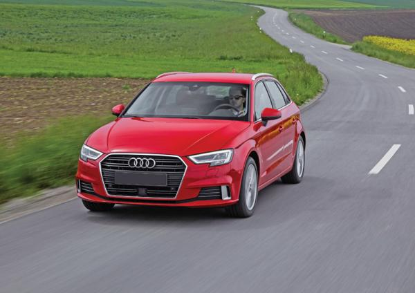 Audi A3: модернизация