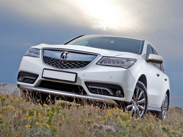 Acura MDX, Audi Q7 и Infiniti QX60: премиум для большой семьи
