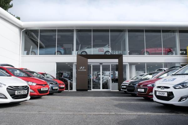 В мае продали 4447 новых автомобилей