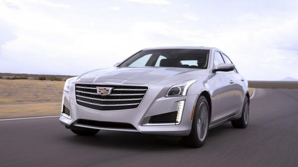 Cadillac CTS немного обновлен