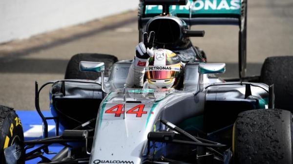 Формула-1: Льюис Хэмилтон победил в Гран-при Германии