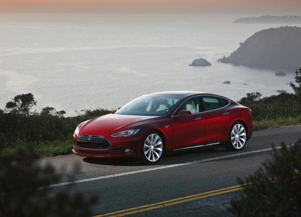 Tesla Model S получит новый аккумулятор