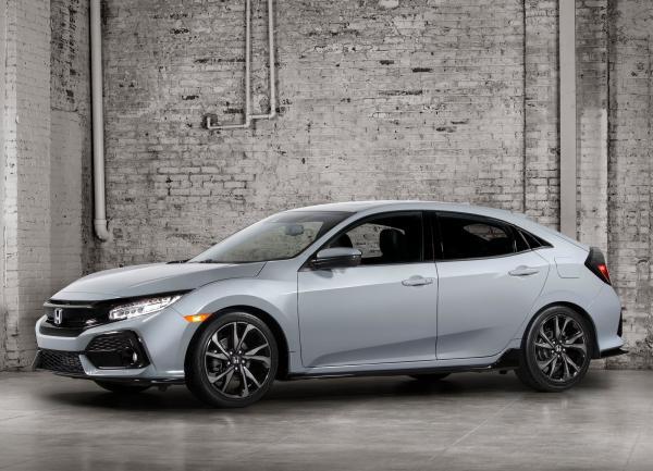 Honda Civic: теперь и хетчбэк