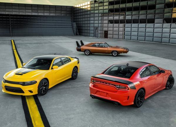 Dodge Charger Daytona: в память об успехе