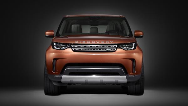 Новый Land Rover Discovery покажут в Париже
