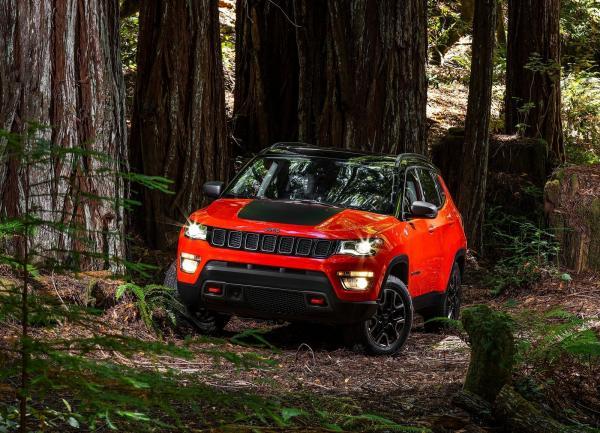 Новый Jeep Compass официально представлен