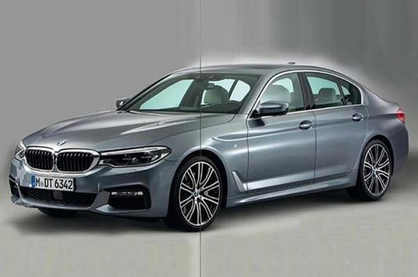 Новый BMW 5 Series: первые фото