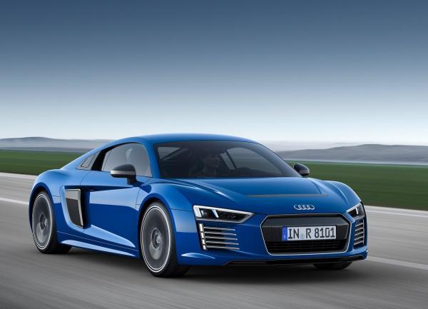 Производство Audi R8 e-Tron прекращено