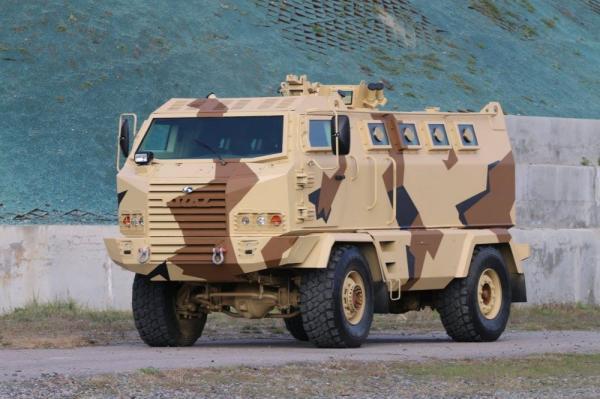 Новый КрАЗ для армии сменит ГАЗ-66