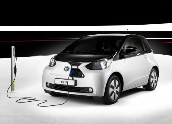 Электромобиль Toyota – первые подробности модели