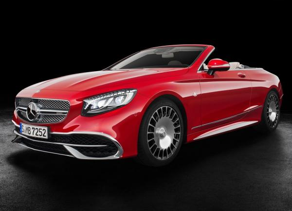 Mercedes-Maybach S650 Cabriolet – новый флагман