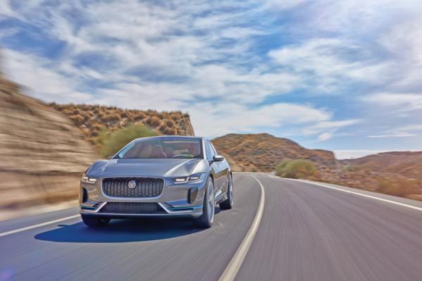 Jaguar I-Pace: революция