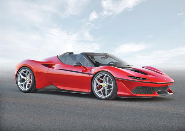 Ferrari J50: только для Японии