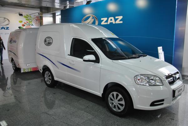 Новая модель ЗАЗ запущена в производство