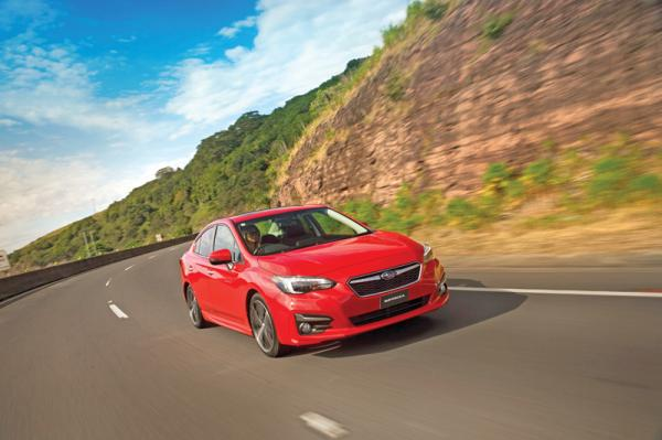 Subaru Impreza: пятый дубль